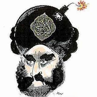 Muhammad Caricature